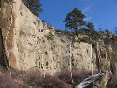 Rock Climbing Photo: Gregory 6 of 17 (15)Billings Radio .12a (16) Funho...