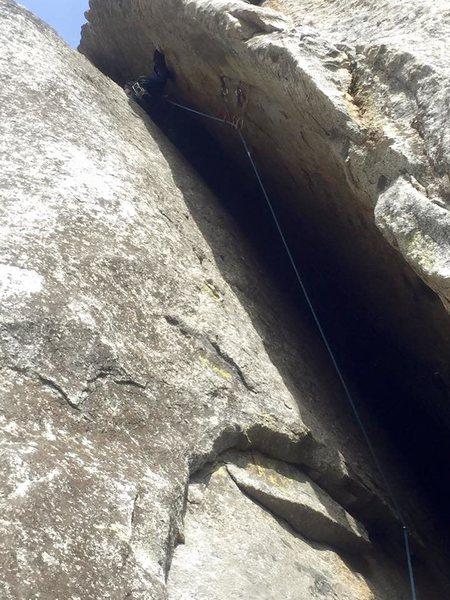 Rock Climbing Photo: bring the bigstuff