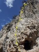 Rock Climbing Photo: Tangential Acceleration