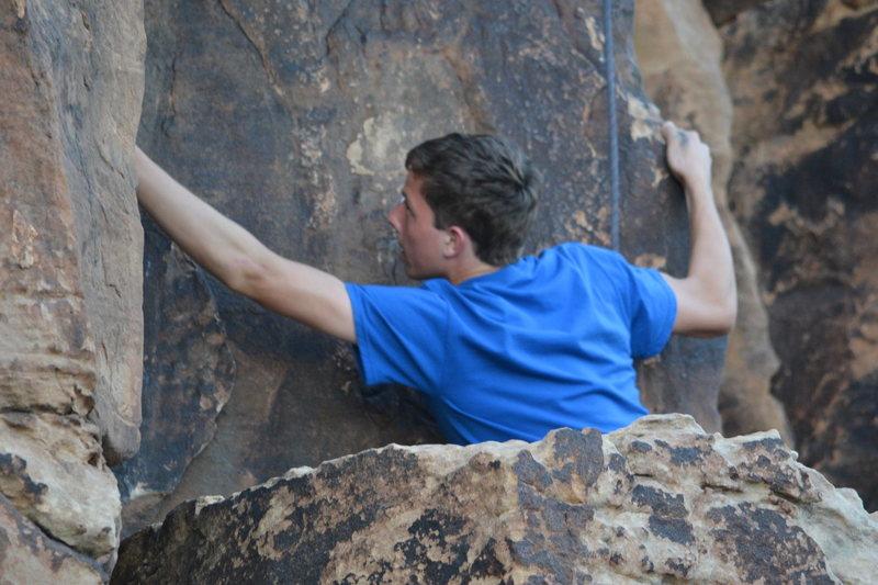 Rock Climbing Photo: The Wave