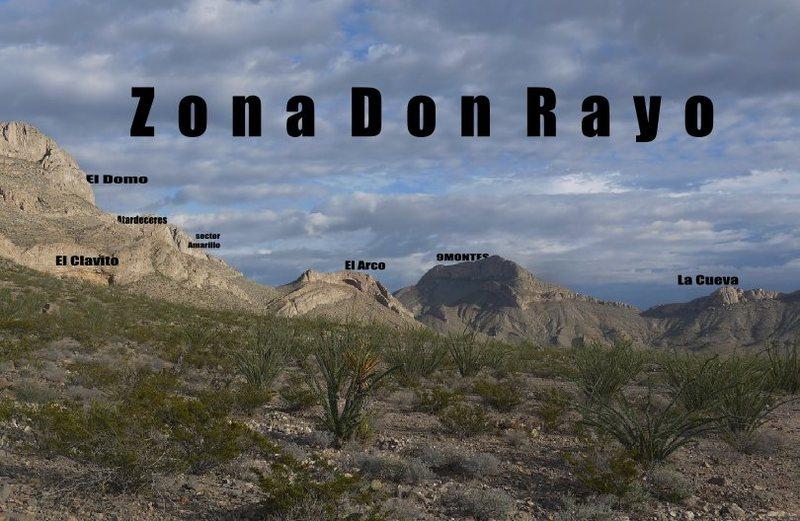 Zona de Don Rayo