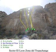 Rock Climbing Photo: Topo 2
