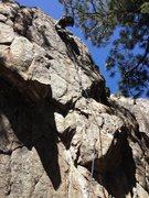 Rock Climbing Photo: At anchor....