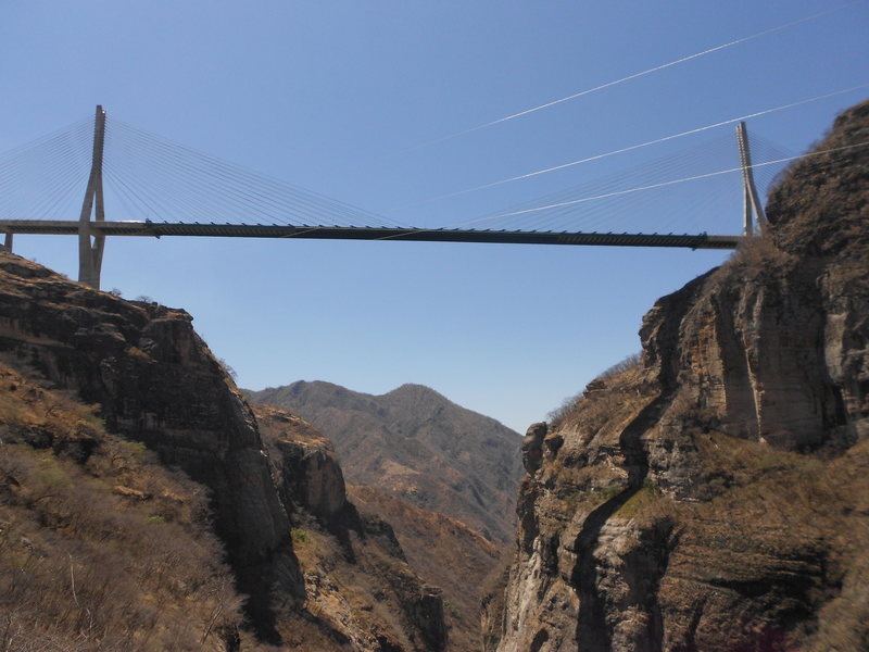 Baluarte Bridge
