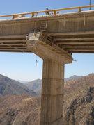 Rock Climbing Photo: Construction