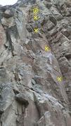 Rock Climbing Photo: Irish Blood.