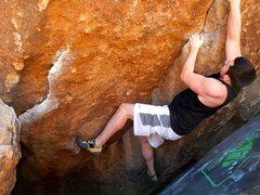 Rock Climbing Photo: Skimmer