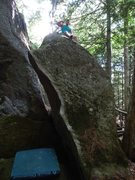 Rock Climbing Photo: Kalbro