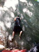 Rock Climbing Photo: Zig Zag Crack