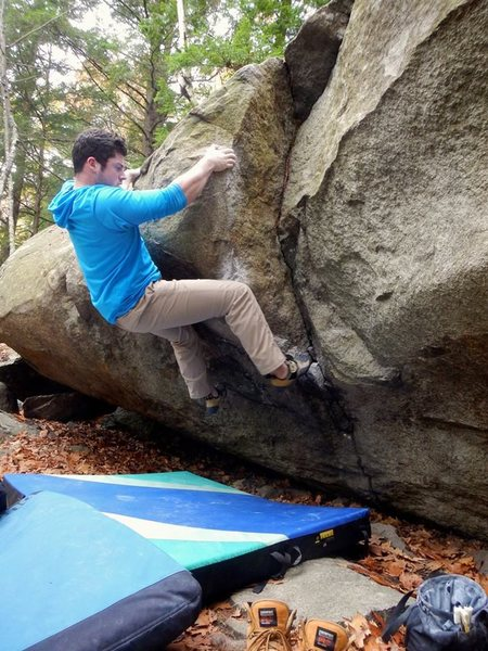 Rock Climbing Photo: Bring The Ruckus