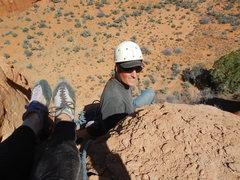 Rock Climbing Photo: A summit pic,