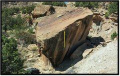 Rock Climbing Photo: Social Math problem beta.