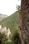 Rock Climbing Photo: carbondale