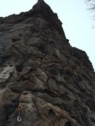 Rock Climbing Photo: Man Servant 5.9