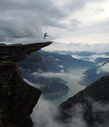 Rock Climbing Photo: A Troll...Tunga! Eh, eh, anyone?
