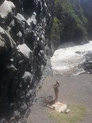 Rock Climbing Photo: Sara and Willy