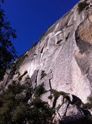 Rock Climbing Photo: The Four Kings Area. Truly an area of royalty, wit...