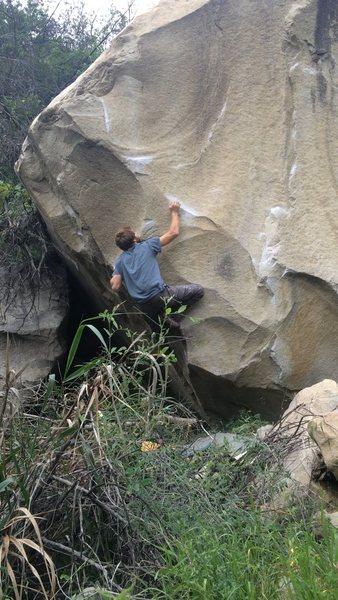 Rock Climbing Photo: Natural Mystic