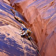 Rock Climbing Photo: Finger Food!