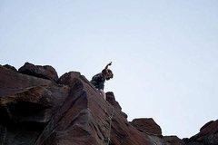 Rock Climbing Photo: Dead Cholla, NM