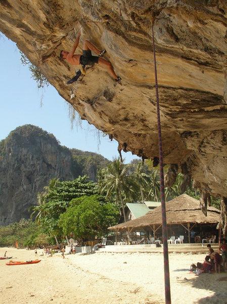 Rock Climbing Photo: Cafe Andaman - Tonsai