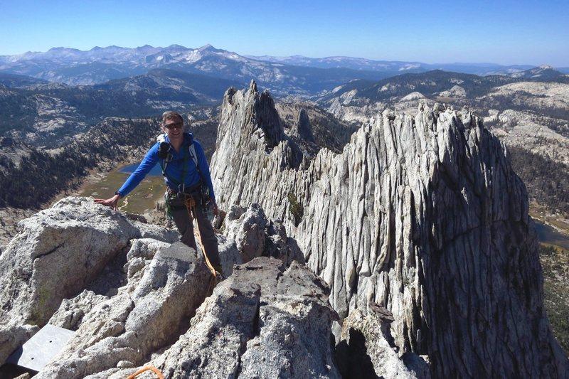 Rock Climbing Photo: Mathis Crest