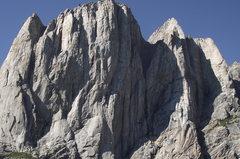 Rock Climbing Photo: Angel Wings