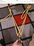 Rock Climbing Photo: One type of anchor using magic x