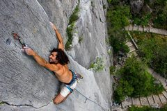Rock Climbing Photo: Photo by David Fay