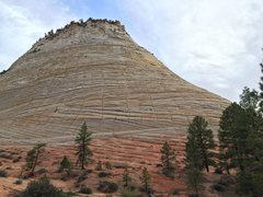 Rock Climbing Photo: Checkerboard Mesa's Wheat Chex. Follow the most co...