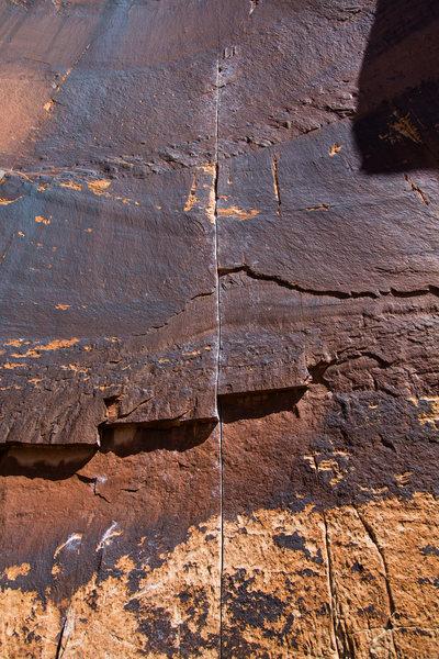 Rock Climbing Photo: Digital Readout