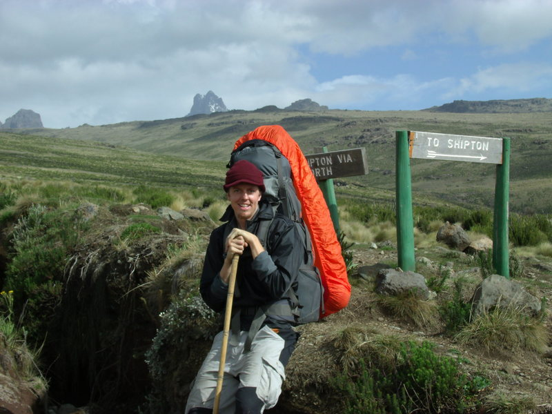 A great loop of the park's northern side (although more challenging) is hiking in on the Sirimon and returning via Liki North