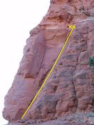 Rock Climbing Photo: Tooth Seeker