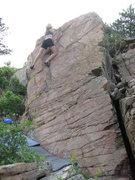 Rock Climbing Photo: V1.