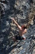 Rock Climbing Photo: crux ear