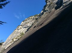 Rock Climbing Photo: The sight  of the Chief is amazing! Here We are lo...