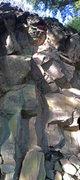Rock Climbing Photo: Twist & Crawl