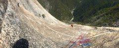 Rock Climbing Photo: pano