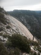 Rock Climbing Photo: 1st view from trail