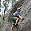Bouldering in Yosemite Valley in the Summer of 2014
