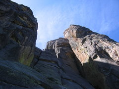 Rock Climbing Photo: The Great Depression area of Gray. Several classic...