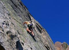 Rock Climbing Photo: Wanderlust