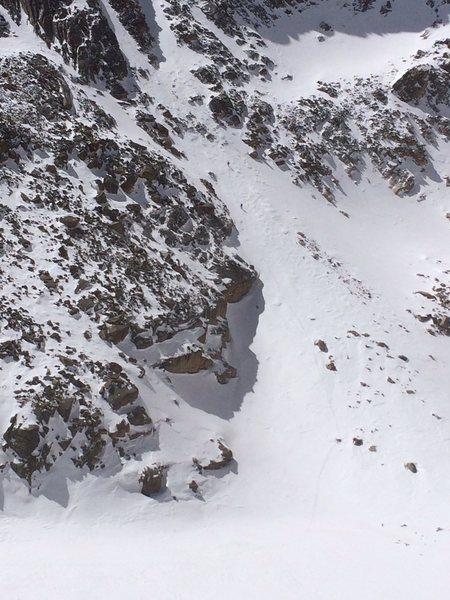 Rock Climbing Photo: TFD, 4/12.