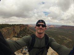 Rock Climbing Photo: Moab Utah