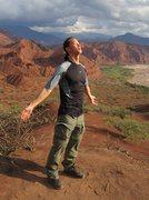 Rock Climbing Photo: Quebrada de la Concha