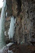 Rock Climbing Photo: Da Fang.
