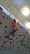 Not Minnesota, but Vertical Endeavors in Illinois was a great gym!