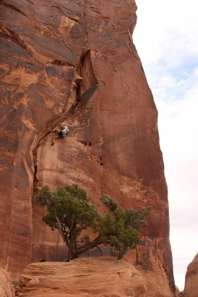 Rock Climbing Photo: Great route and area!