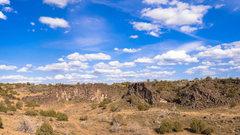 Rock Climbing Photo: Eagle Wall & Summer Wall
