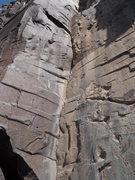 Rock Climbing Photo: The Eagle Has Landed @ Eagle Wall
